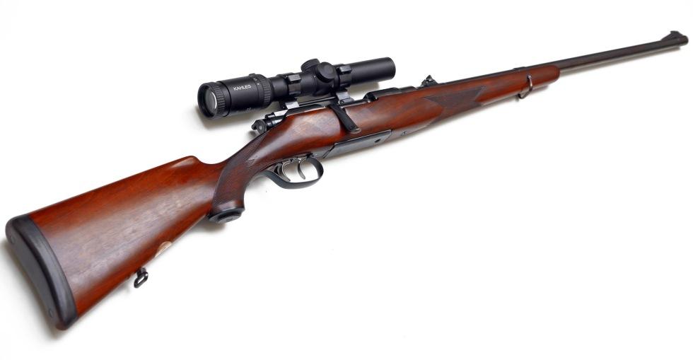 English 1950 9 3x62 Rifle Dorleac Amp Dorleac