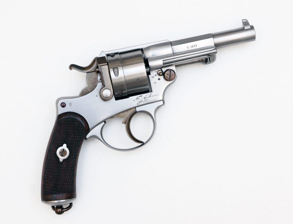 Service Revolver Mod. 1873 Chamelot-Delvigne | DORLEAC & DORLEAC